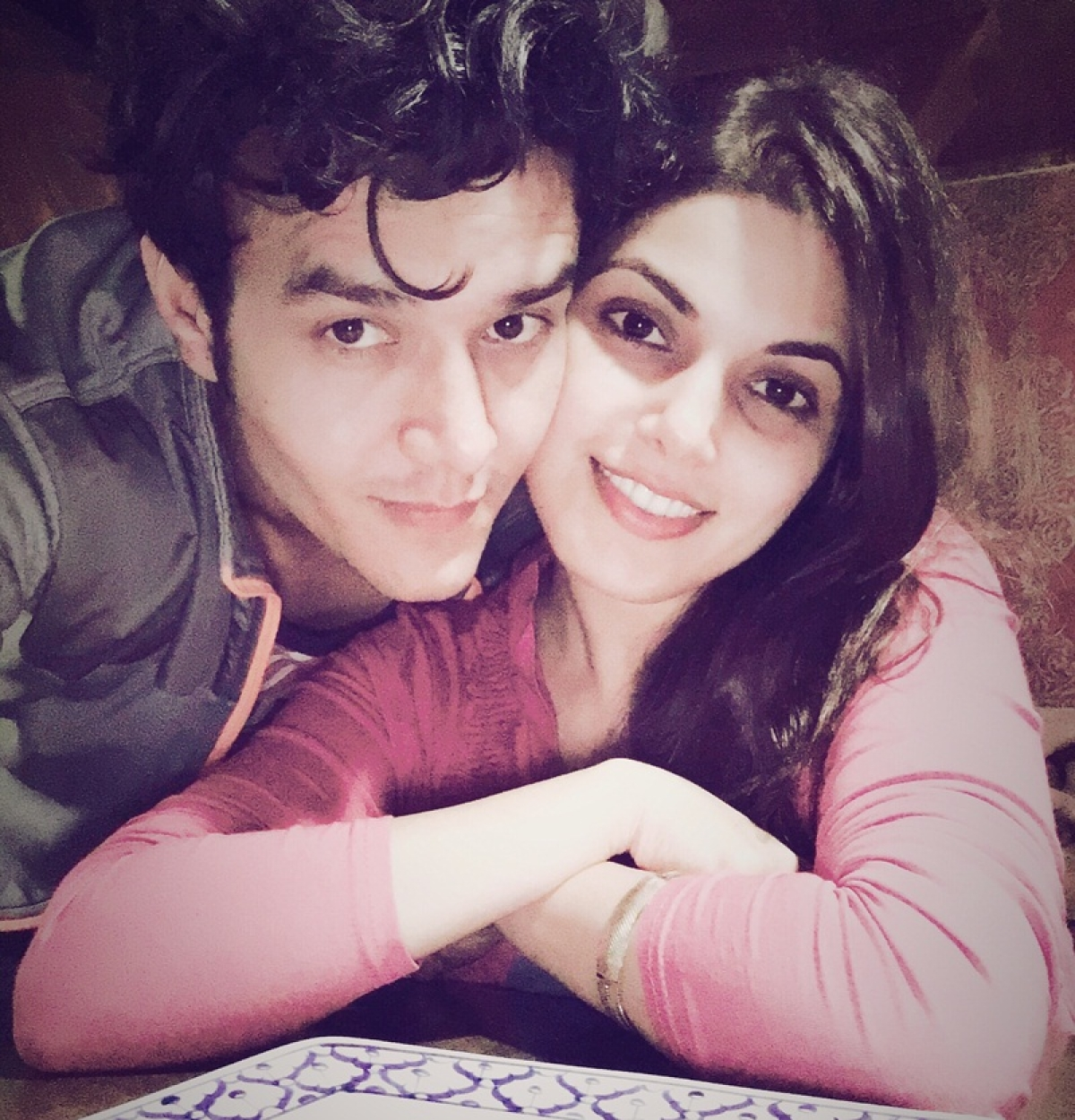 AniruddhDave and his wife Shubhi are paired opposite each other!