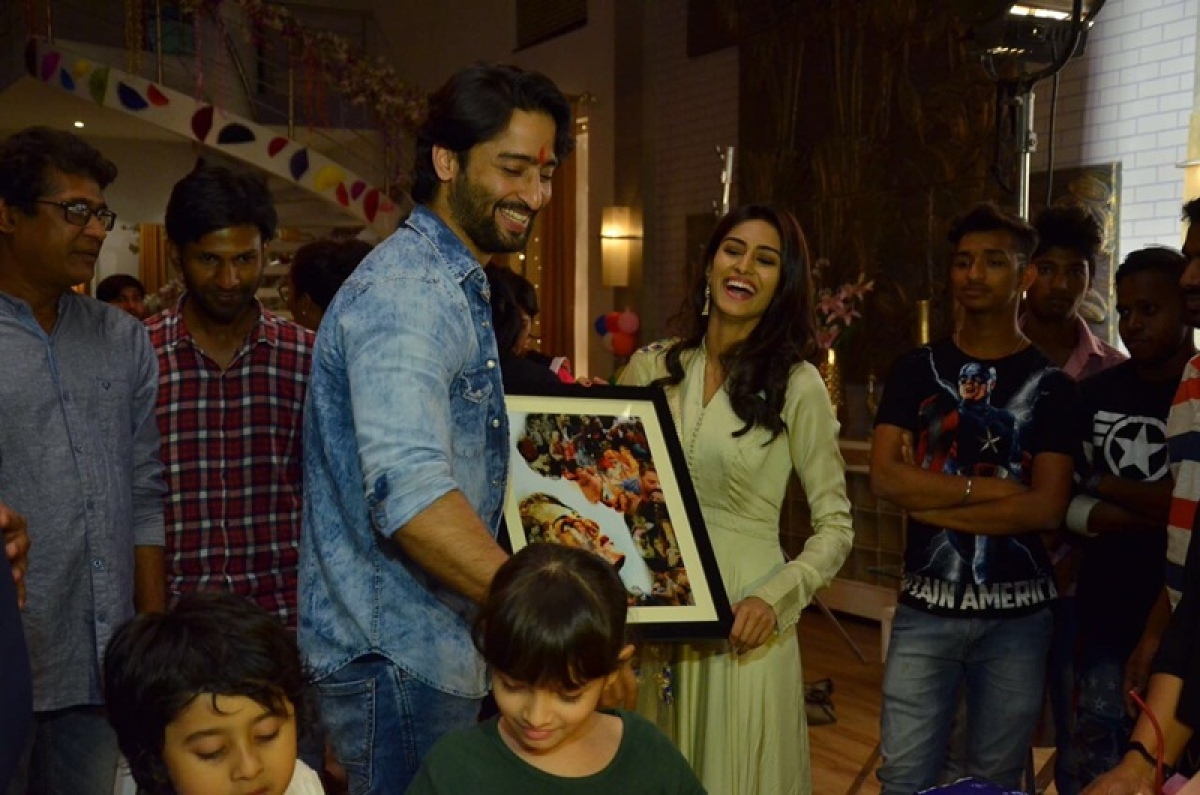 In Pictures:  Kuch Rang Pyar Ke Aise Bhi complete one year on Sony TV
