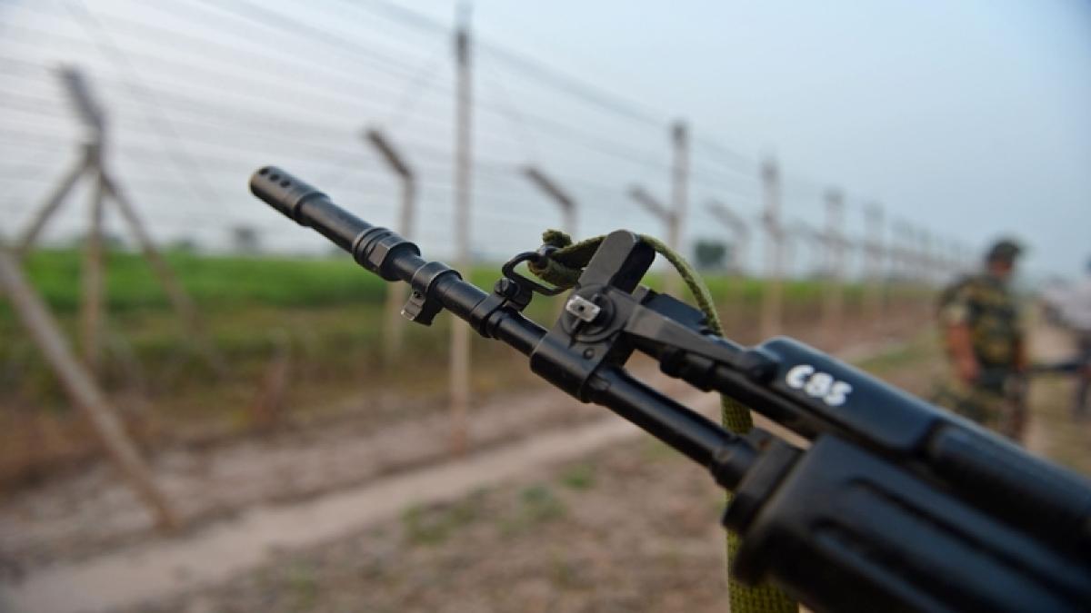 Punjab: BSF guns down Pakistani intruder in Gurdaspur