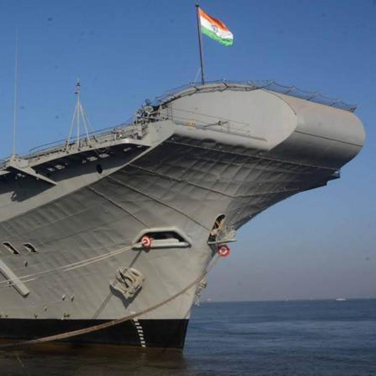'Grant NOC to preserve INS Viraat': Shiv Sena MP Priyanka Chaturvedi writes to Defence Minister Rajnath Singh