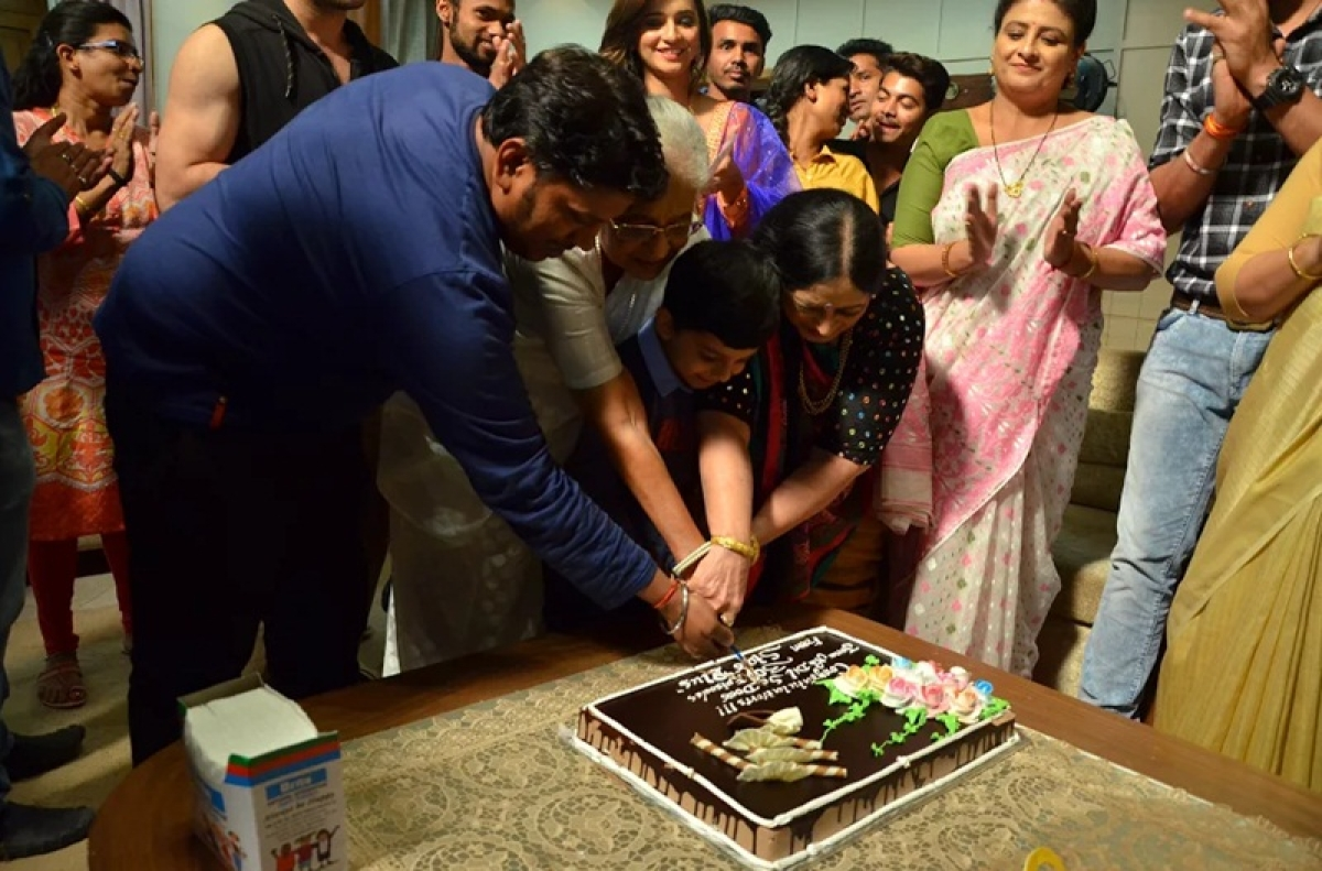 In Pictures: Star Plus show Jana Na Dil Se Door completes 300 episodes!
