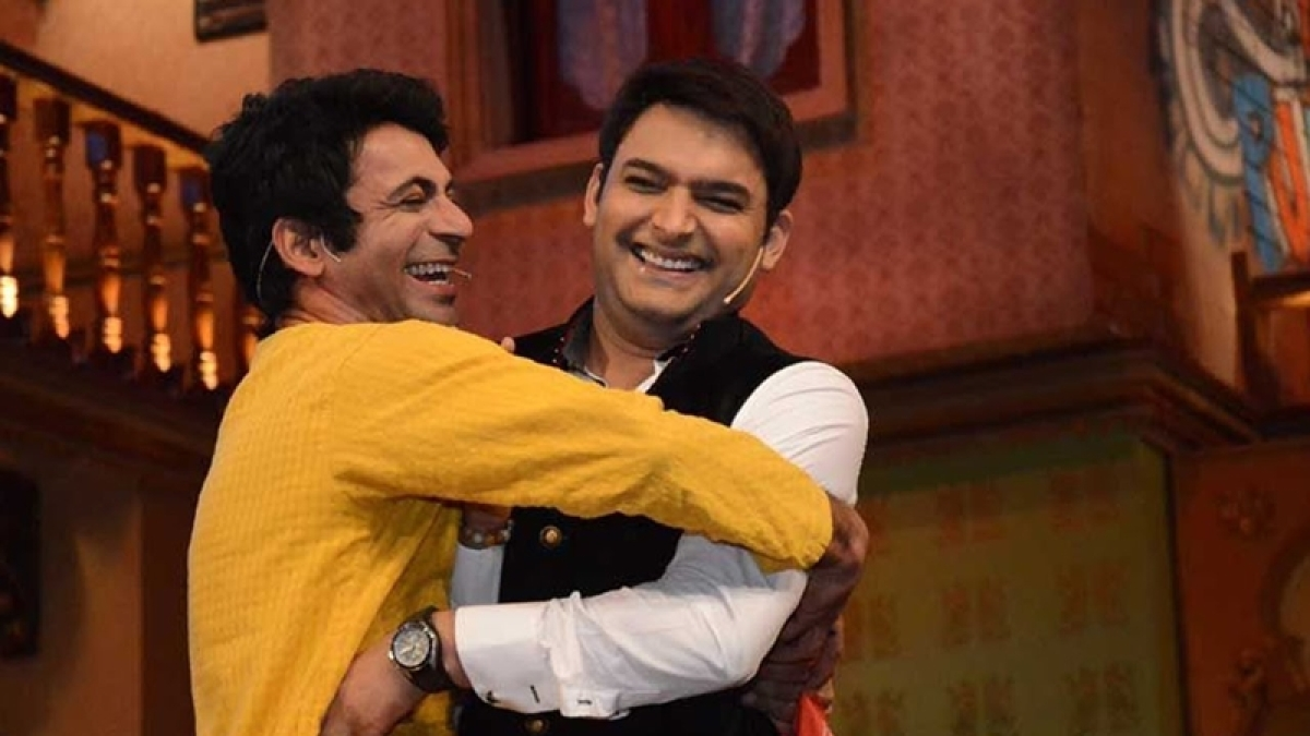 100 Not Out: Sunil Grover thanks Kapil Sharma on completion of 100 episodes