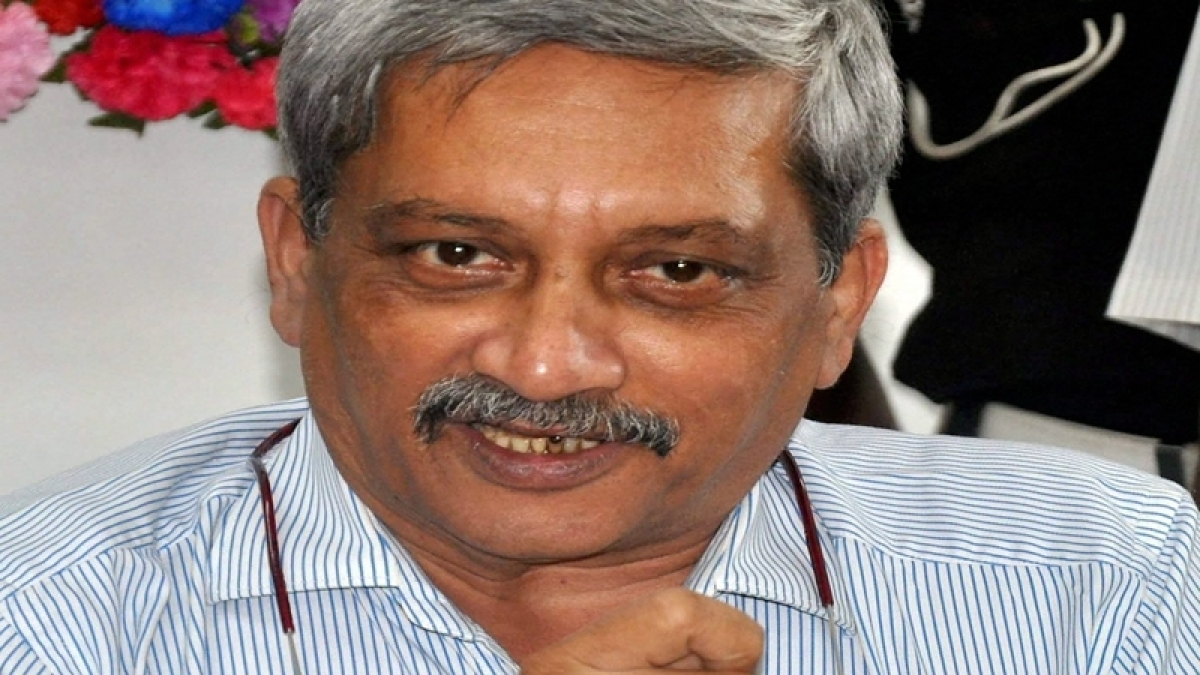 Goa by-polls: Parrikar wins Panaji seat by a margin of 4,803 votes