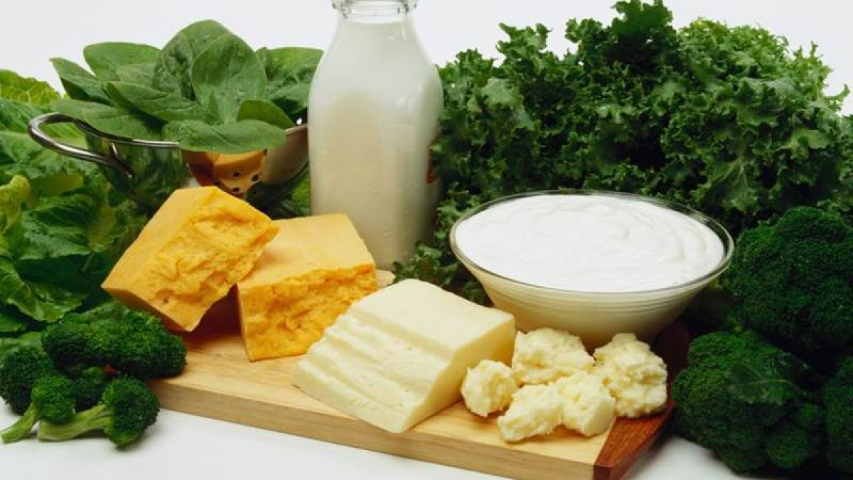Combining dairy products with vitamin D saves from bone loss