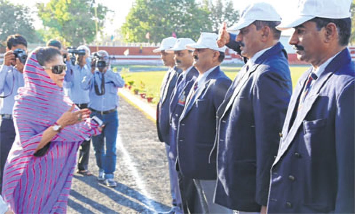 Bhopal: Madhya Pradesh Police state annual sports meeting concludes
