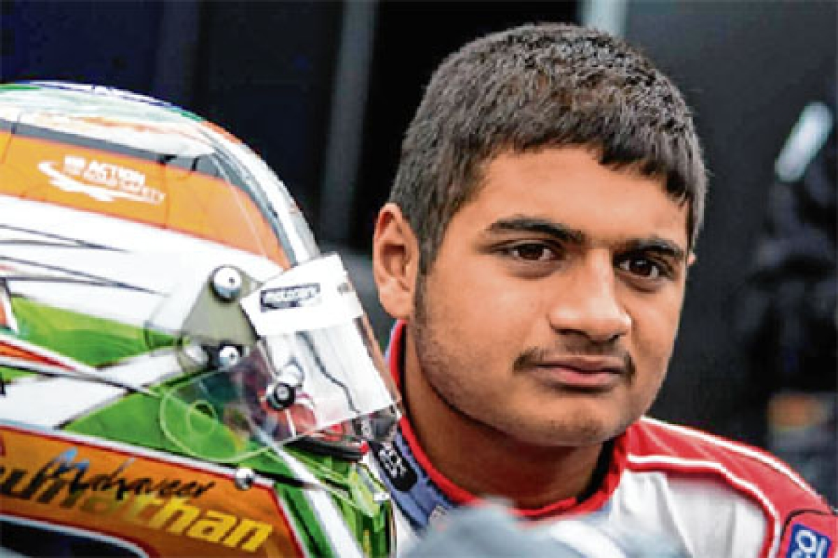 Mahaveer gets test drive offers from F1 teams but lacks money