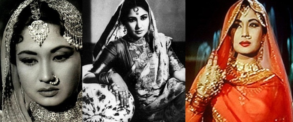 Meena Kumari death anniversary: We bring you some of her most epic shayaris