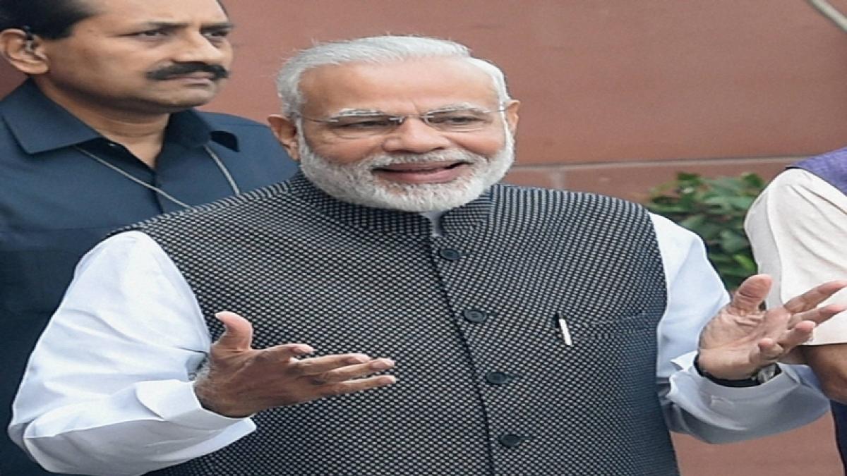 International Women's Day 2017: PM Modi salutes indomitable spirit, dedication of women power