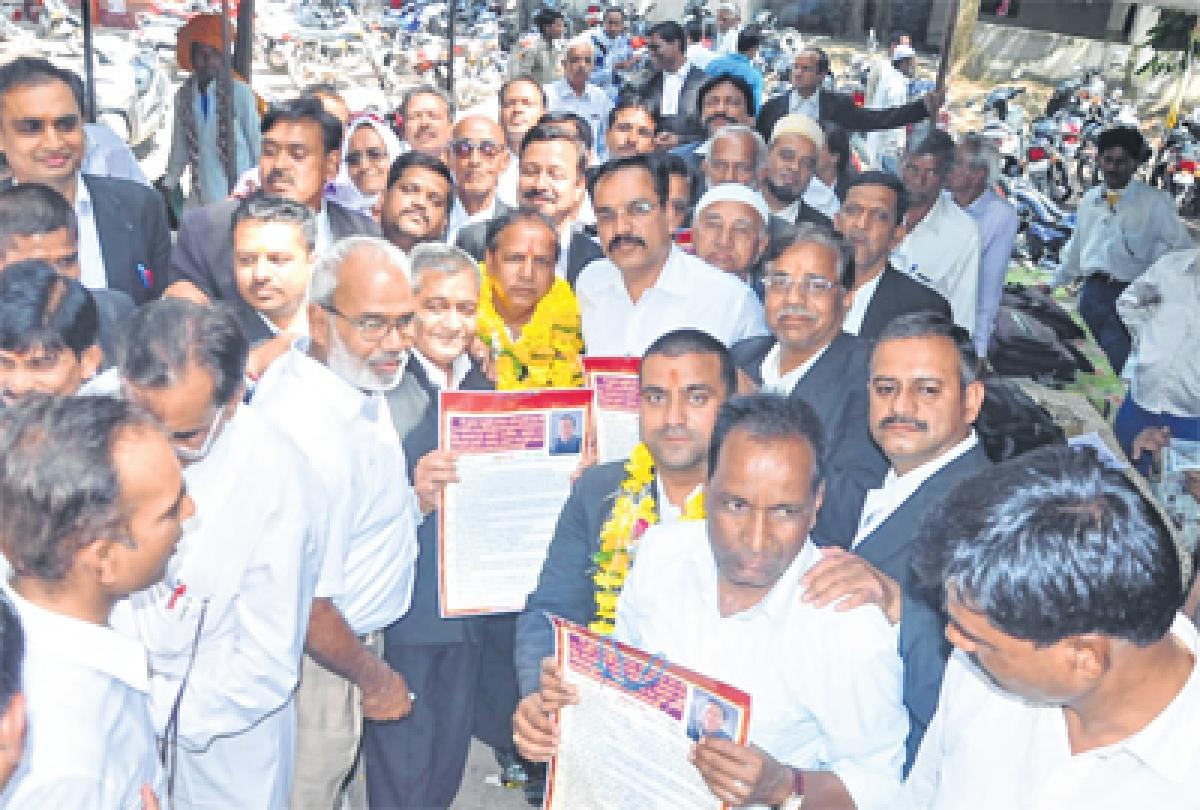Ujjain: Nominee list for Bar Association elections declared