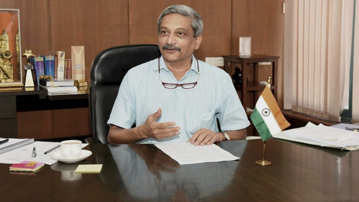 Parrikar's BJP-led coalition to face floor test today evening