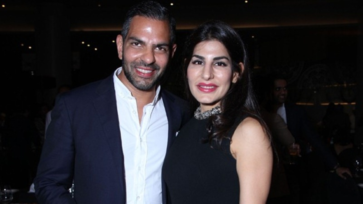 Karishma's ex-husband Sunjay Kapur to marry Priya Sachdev in New York