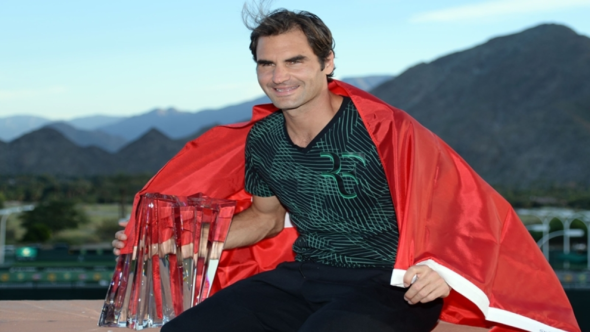 Federer moves ahead of Nadal in no 6 post Indian Wells Masters triumph