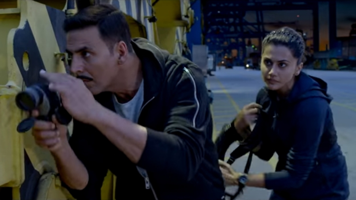 'Naam Shabana': As good as 'Baby', the film grips you
