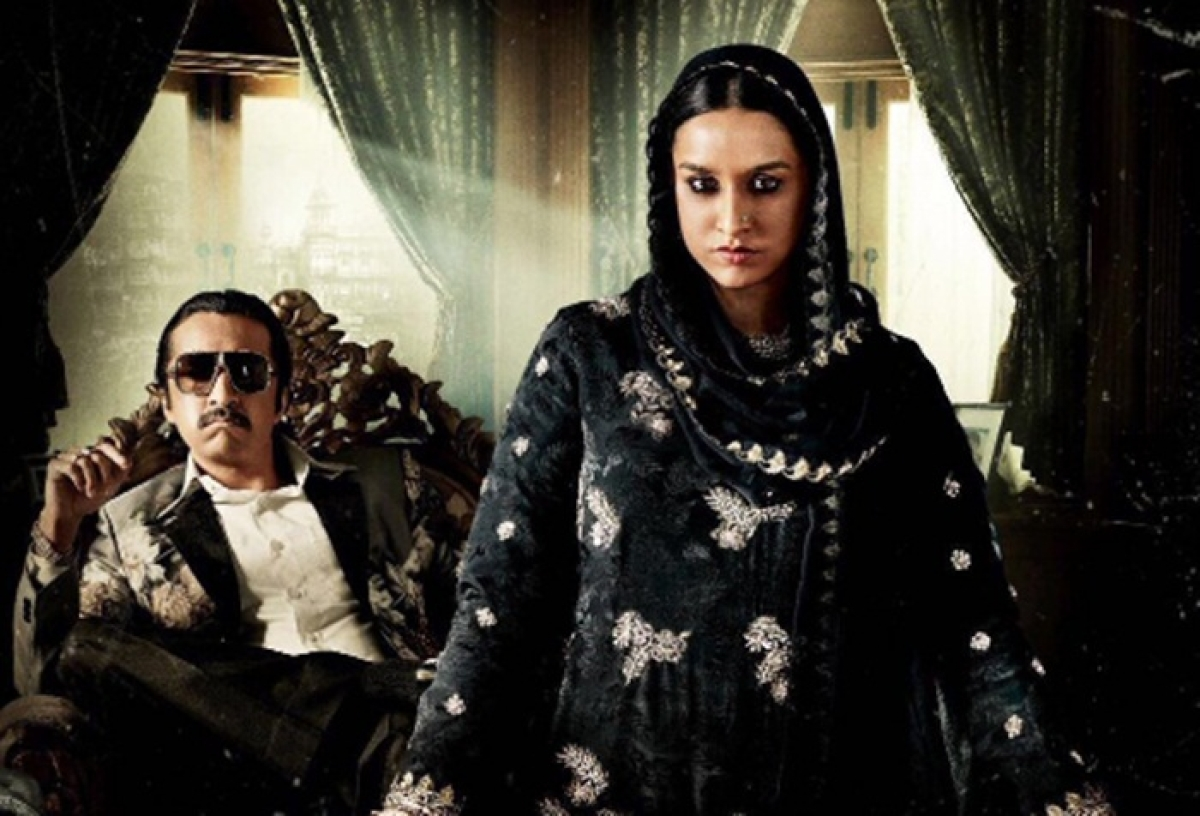 In pictures: Shraddha Kapoor shares another poster picture of biopic Haseena