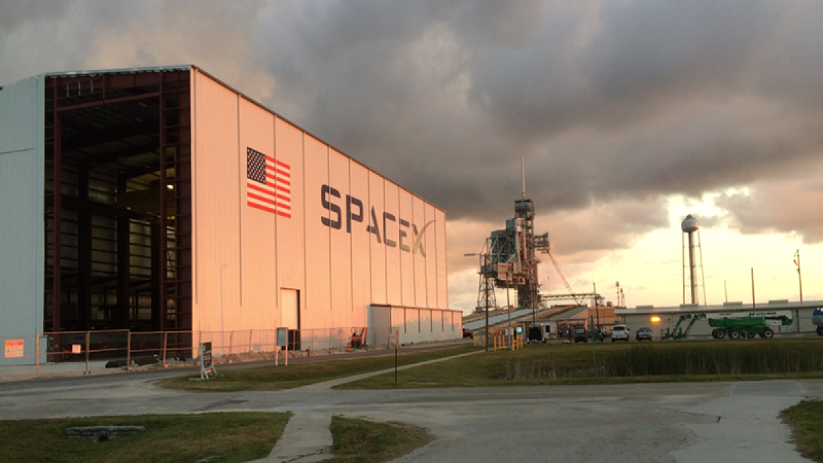 SpaceX's Crew Dragon set to launch its first unmanned test flight to ISS on March 2