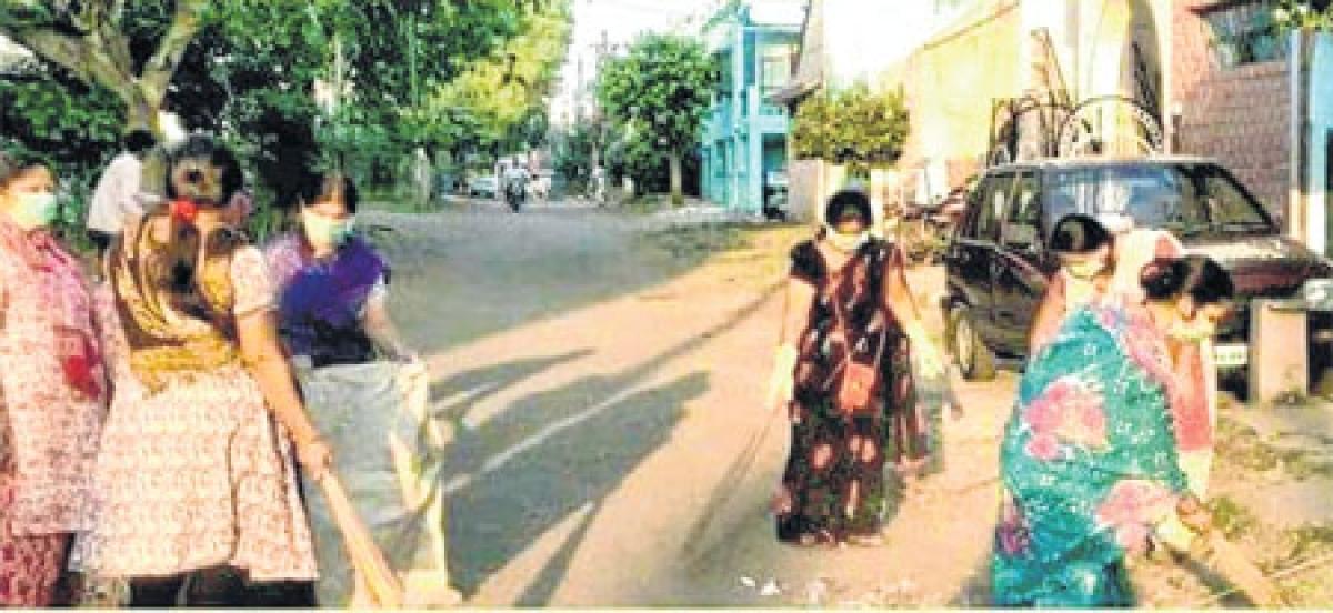 Swachhata sentinels: These women keep a watch on littering in Bhopal