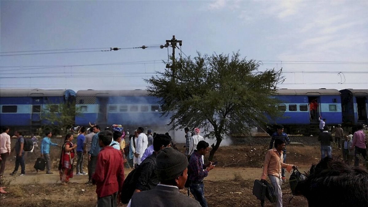Bhopal train blast: 'ISIS affiliated terrorists sent pictures of pipe bomb to Syria'