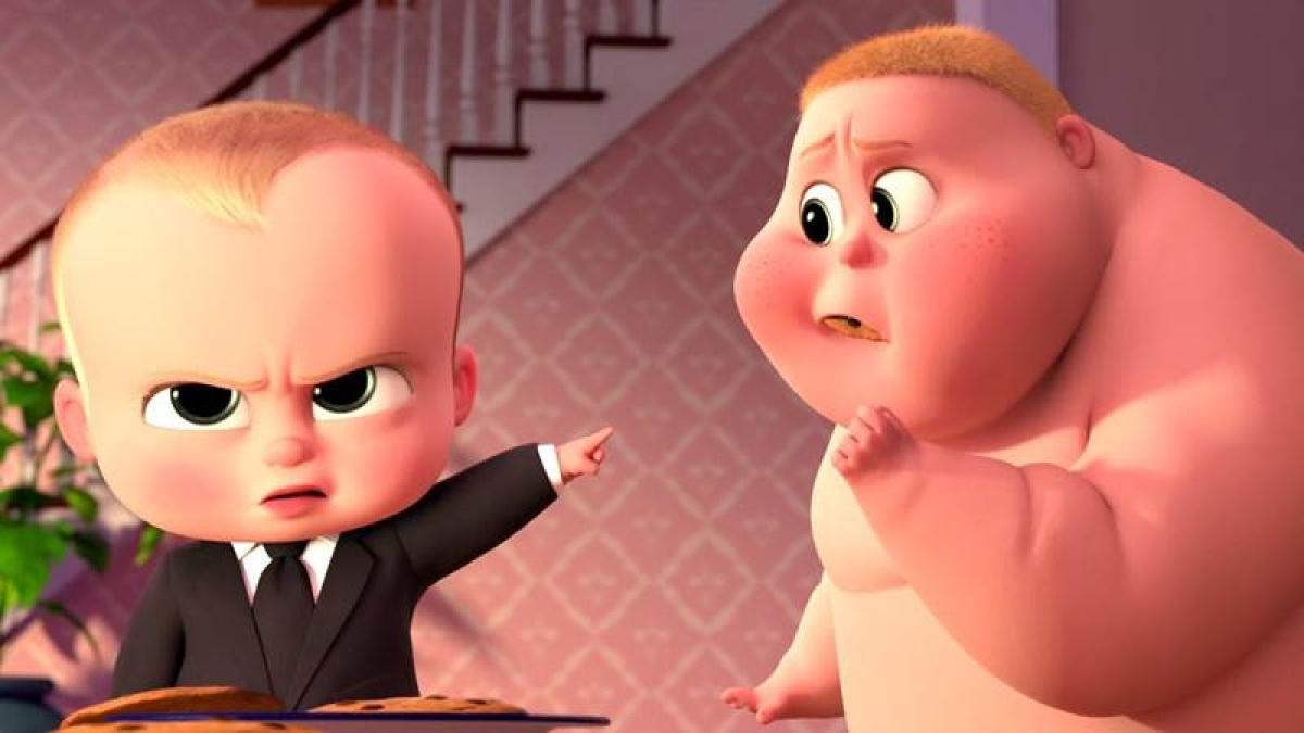 The Boss Baby: Comic Fantasy