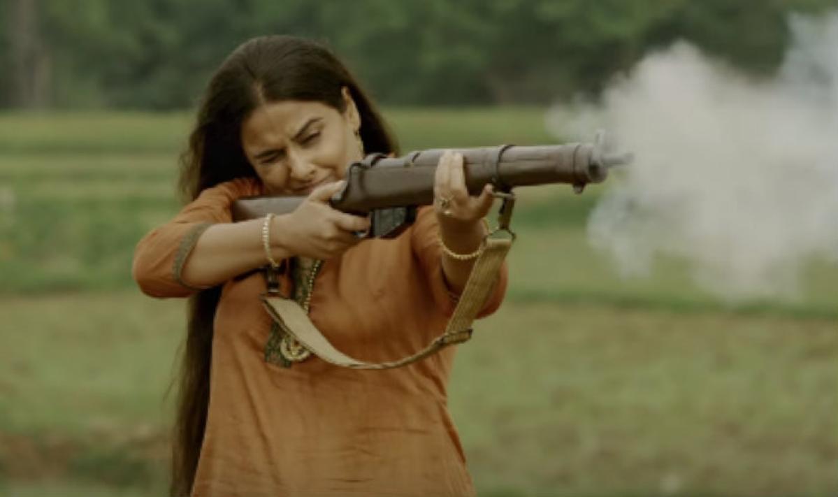 Begum Jaan: Crude, Crass & Uninspiring
