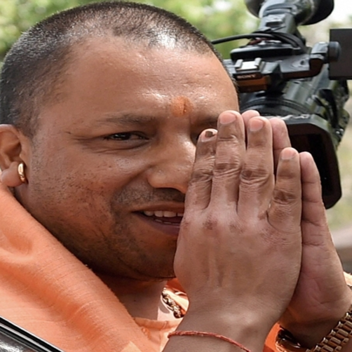 20-year-old murder case against Yogi Adityanath dismissed by special court