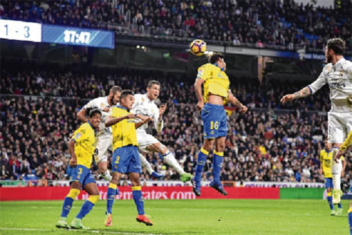 No excuses for Real Madrid despite Bale dismissal : Zidane