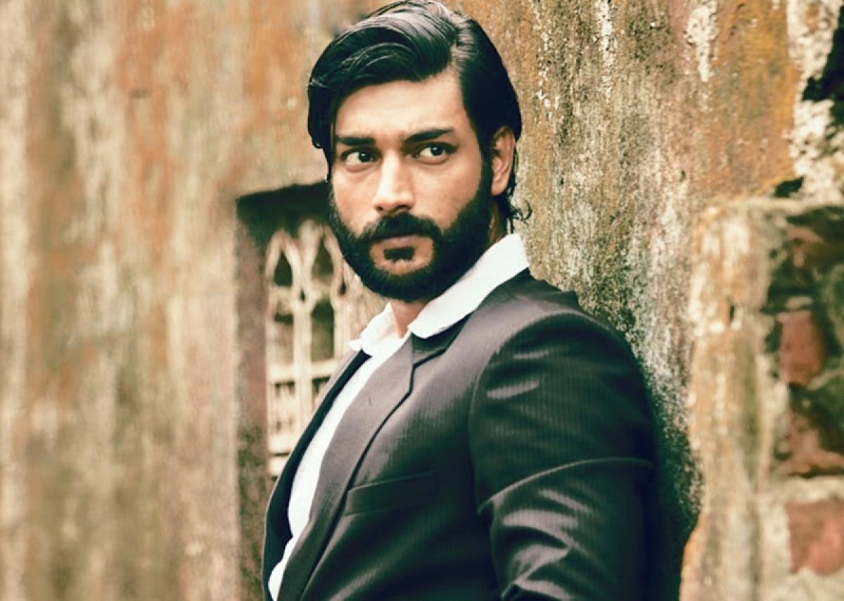 Zohaib Siddiquitalks about his role as Rahu in Karamphal Daata Shani