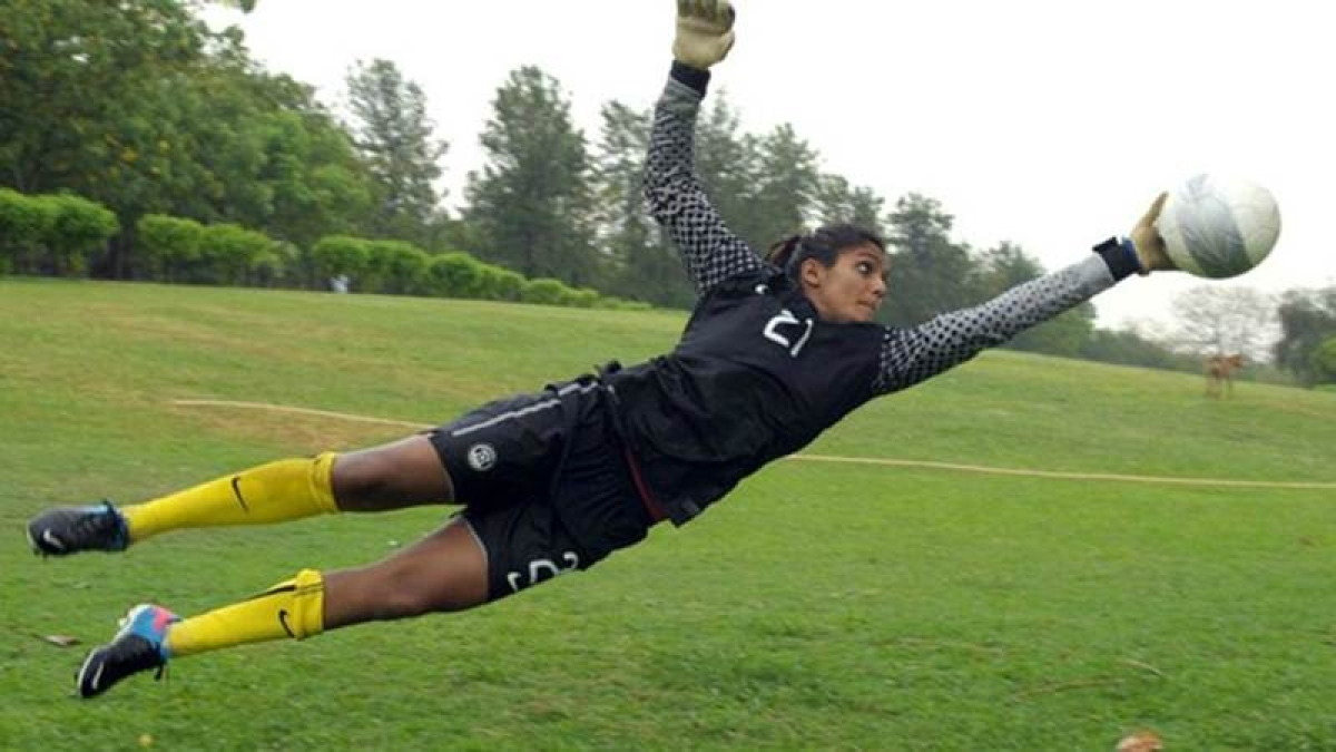 Women's soccer team goalkeeper Aditi to miss Asian Cup qualifiers