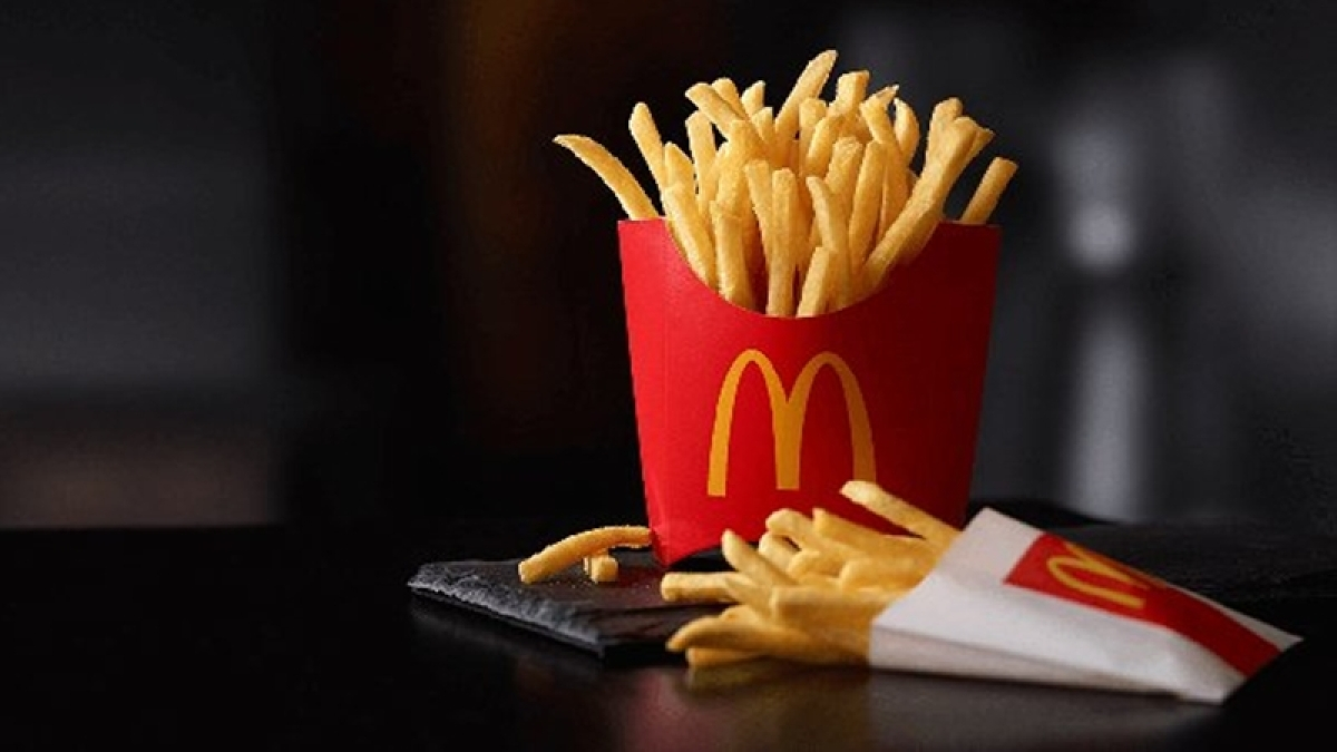 Kolkata: Dead lizard served with french fries at McDonald's outlet
