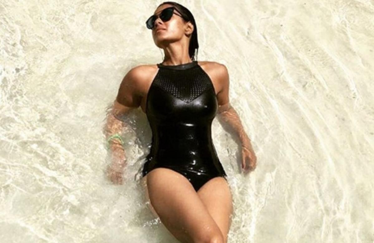 'NaamKarann' actress Barkha Bisht Sengupta sizzles in a bikini on a Thailand beach holiday