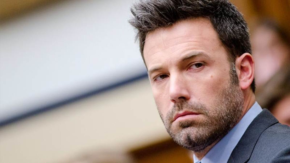 I couldn't crack it: Ben Affleck on his exit from Batman role