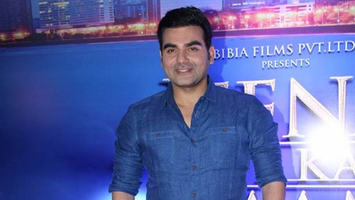 Arbaaz Khan likes to give a break……to new talent in the industry.