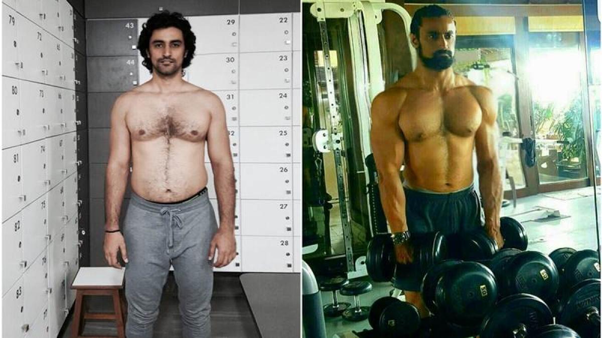 In pictures: Kunal Kapoor inspiring body transformation