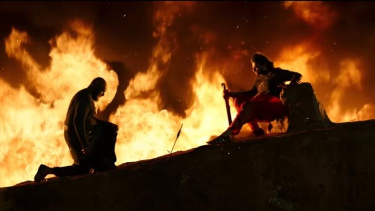 Baahubali 2 Trailer: Prabhas, Rana Daggubati gets a thumps