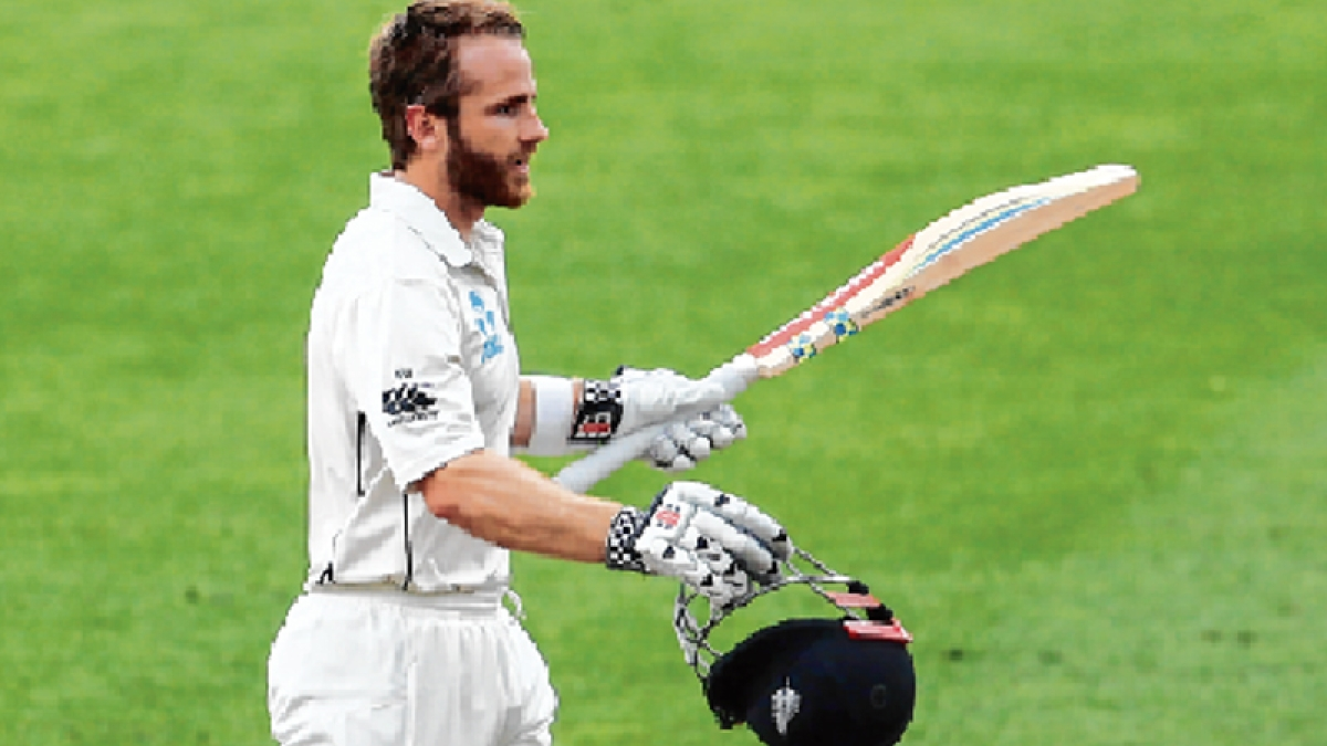 Williamson's masterful ton puts NZ on top