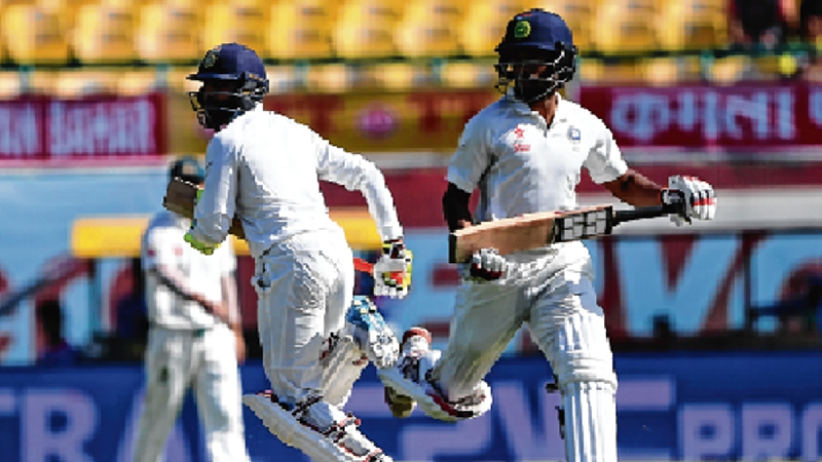 Saha and Jadeja were fantastic, says Ashwin