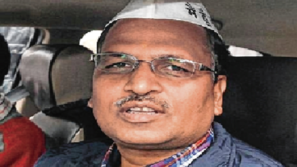 I-T attaches benami assets linked to Kejriwal minister