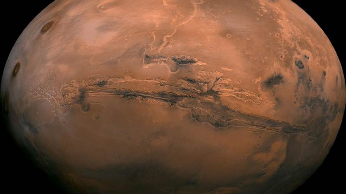 Mars had rings in the past