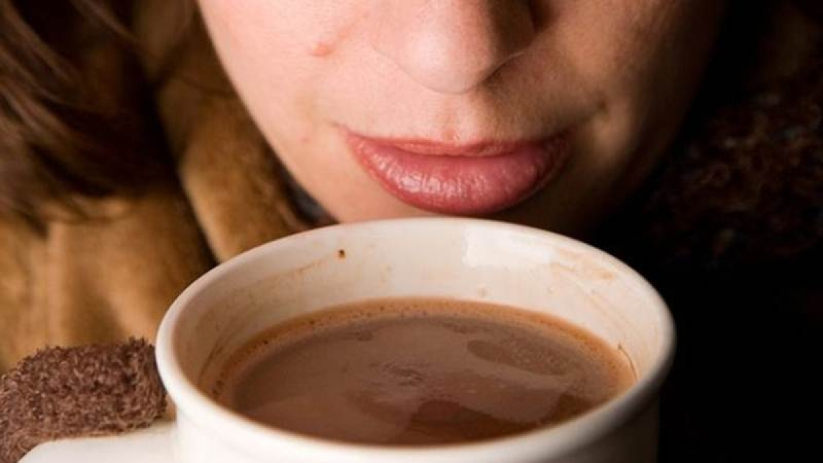 Your cup of hot chocolate may be salty as seawater