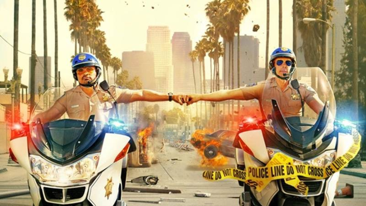 CHIPS: Juvenile action comedy