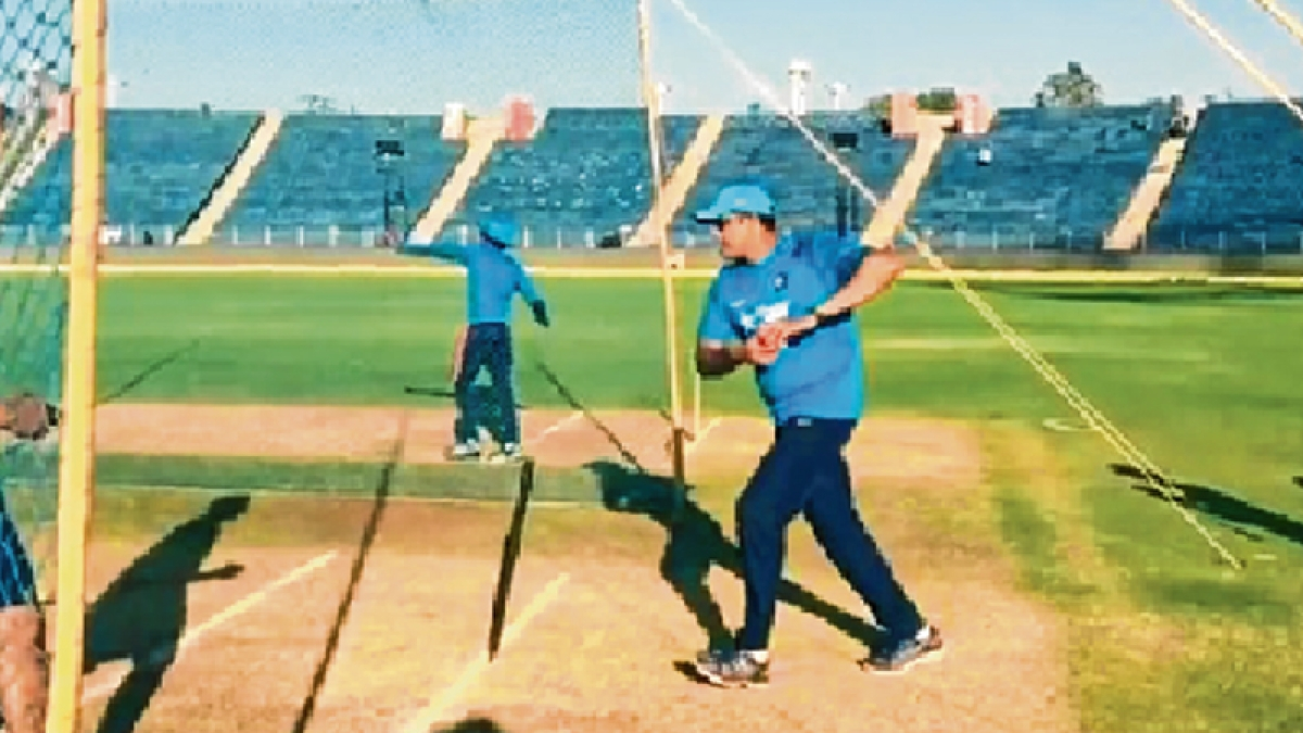 When Kumble, the left-arm spinner, solved Pujara puzzle