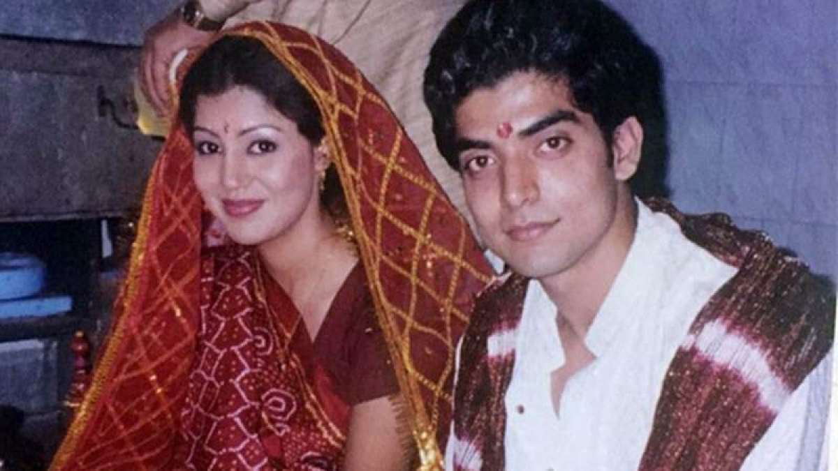 Secret marriage pictures of Gurmeet Choudhary and Debina Bonnerjee are going viral on Internet