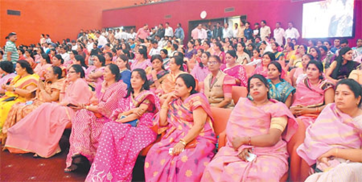 Bhopal: Every day should be dedicated to the honour of women said Chief Minister
