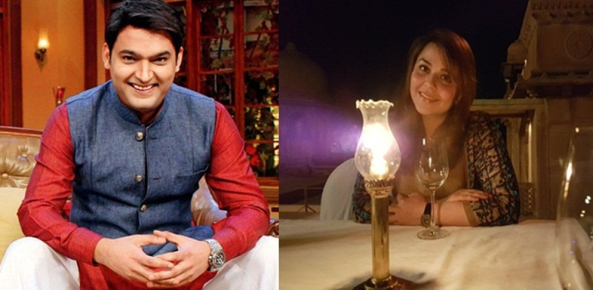 In pictures: Kapil Sharma shares his girlfriends pics for the first time!
