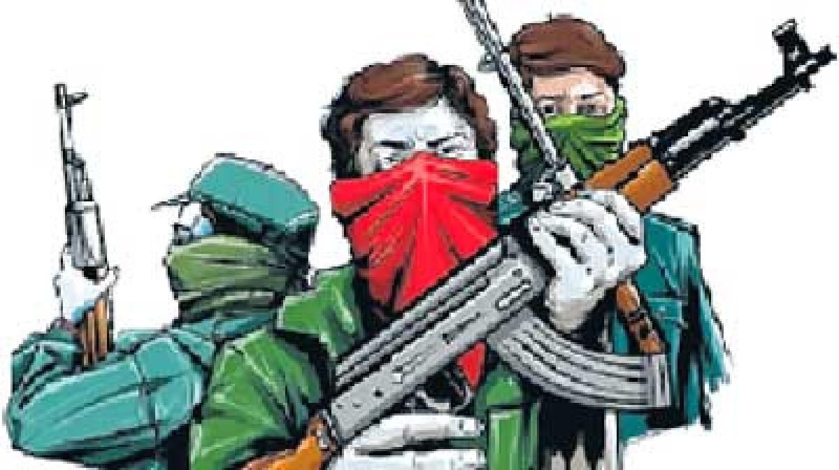 Naxal Attack – Maoist ambush kills 12 CRPF jawans