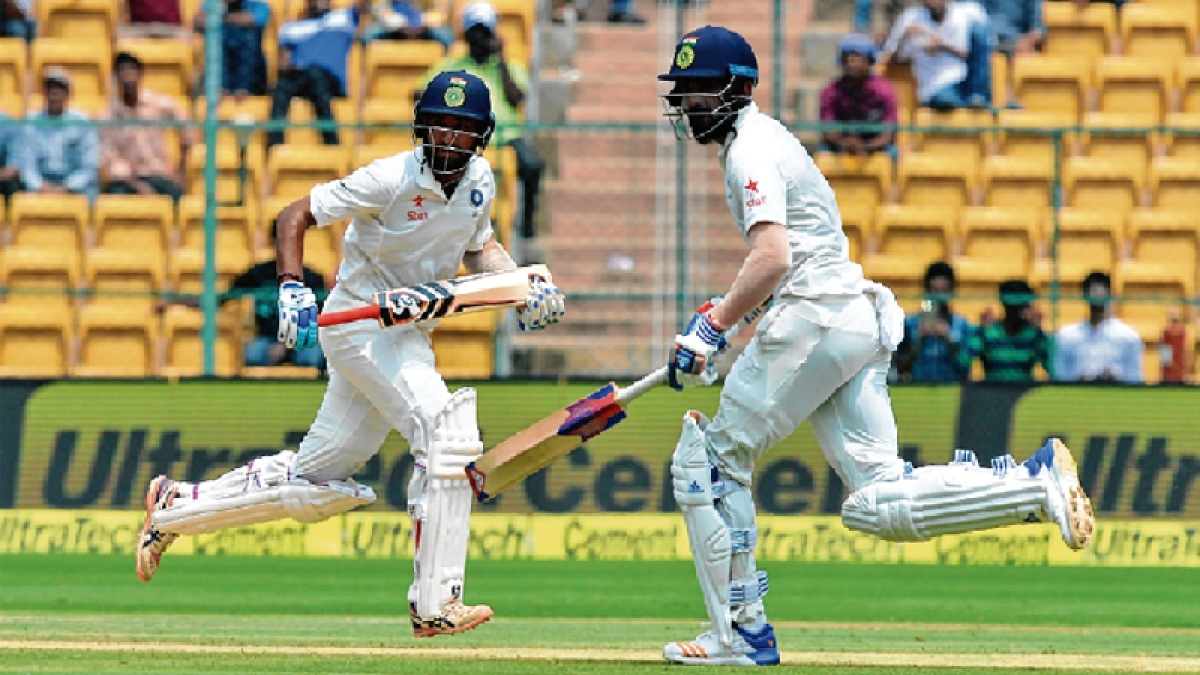 India Stay Afloat On Day-3