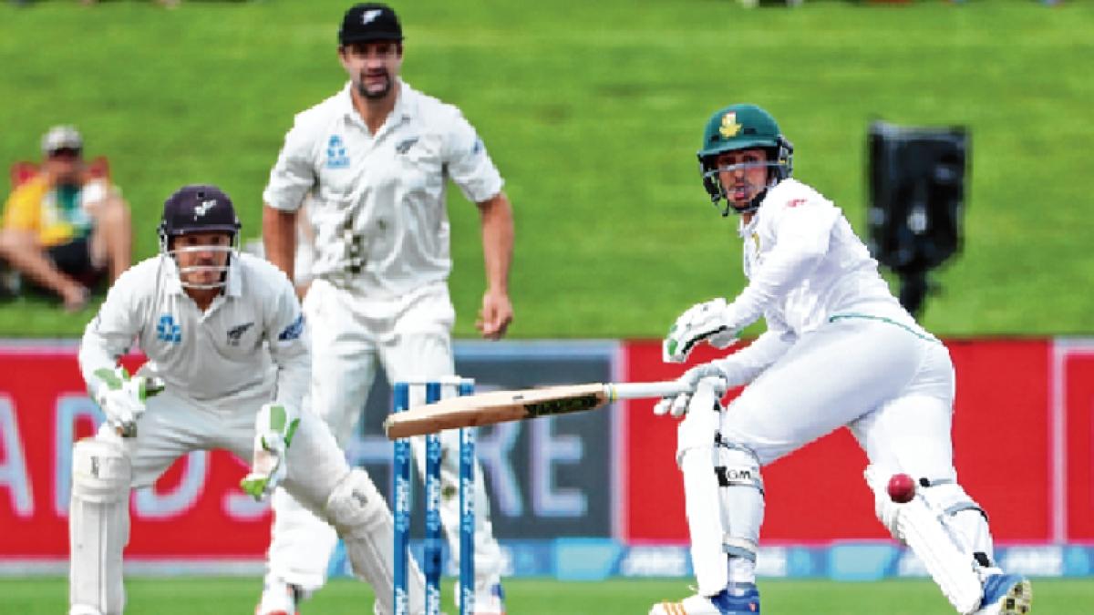 NZ trail by 247 runs vs SA in 3rd Test