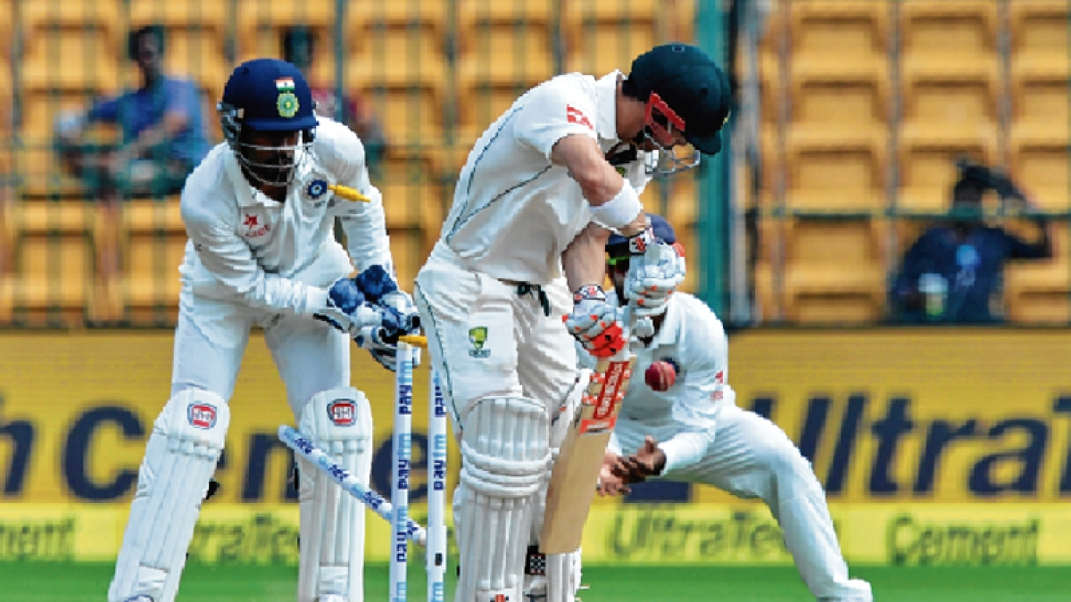 Advantage Oz, but India not far behind