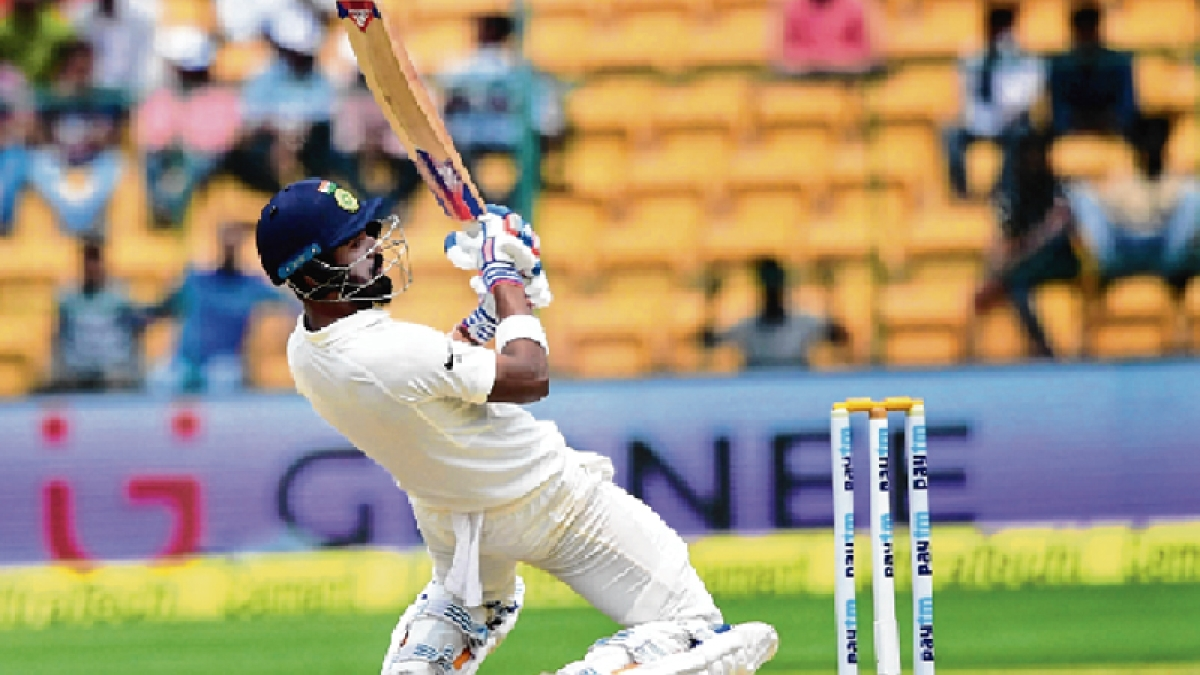 Consistent Rahul zooms to careerbest 11th rank