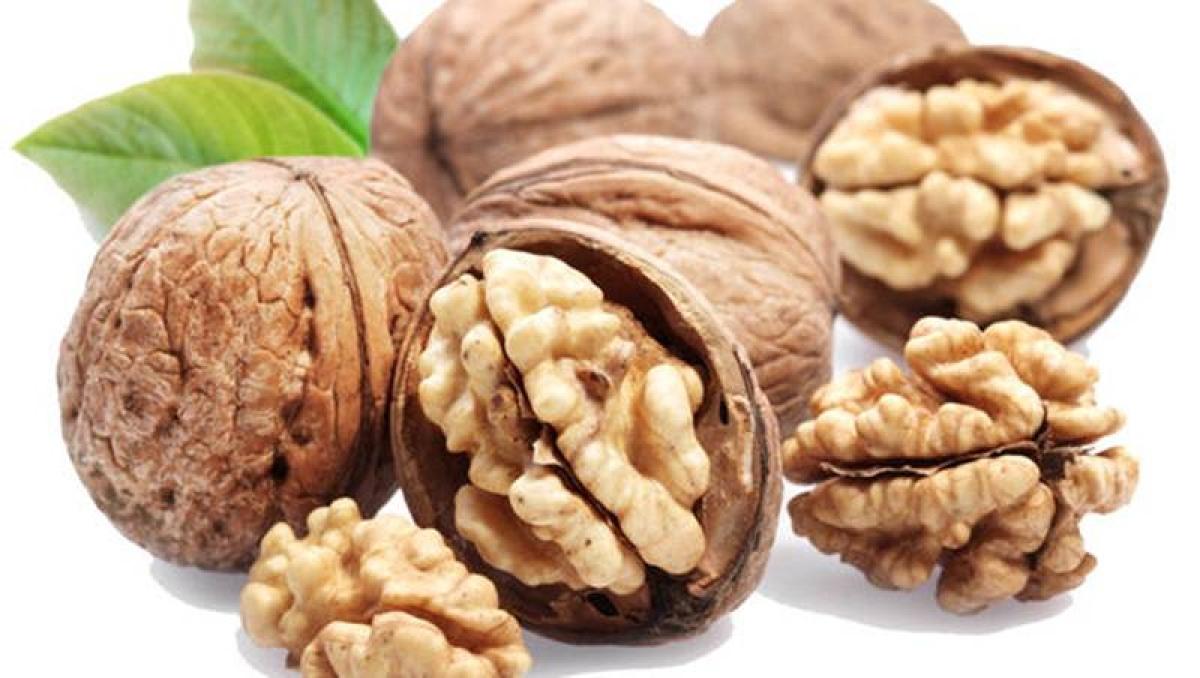 Walnuts may improve sperm counts in men