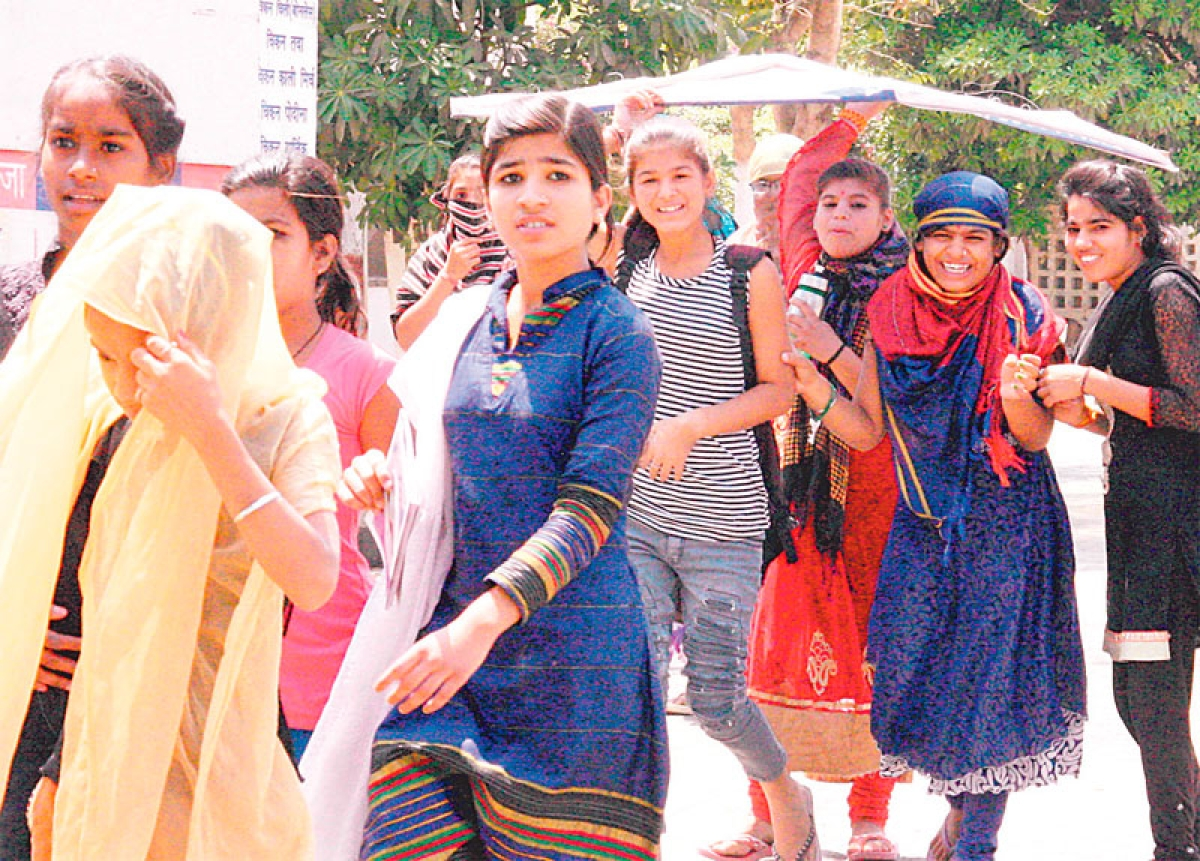 Indore records hottest day of season with 41.60 Celsius